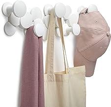Umbra Bubble Multi Modern, Decorative, Space-Saving Coat Hanger 5 Hooks for Hanging Accessories, Etc. -Won't Snag Clothes,...