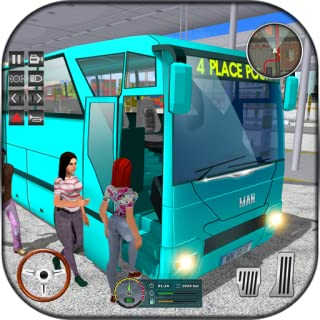 Real Coach Bus Simulator 3D