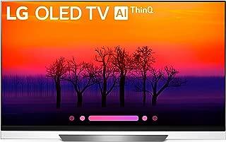 LG Electronics OLED65E8PUA 65-Inch 4K Ultra HD Smart OLED TV (2018 Model) (Renewed)