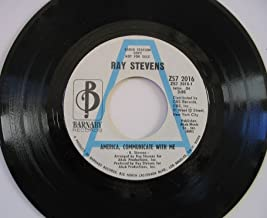 america, communicate with me / monkey see, monkey do 45 rpm single
