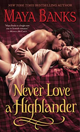 Never Love a Highlander (The McCabe Trilogy Book 3) (English Edition)