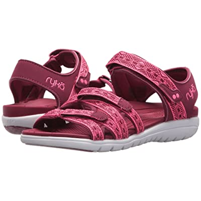 Ryka Savannah (Red/Pink) Women