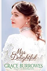Miss Delightful: Mischief in Mayfair Book Two Kindle Edition