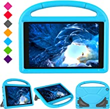 Case for All-New F i r e H D 10 Tablet (5th Gen, 2015 Release / 7th Gen, 2017 Release) [Kids Friendly] Light Weight Shock Proof Protective Smart Shell Stand Cover for F i r e H D 10.1
