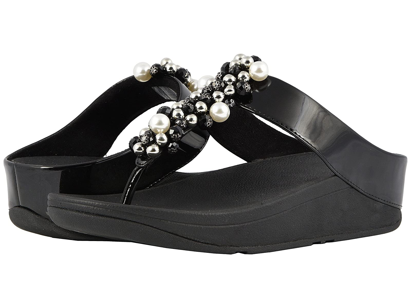 FitFlop Deco Toe Thong SandalsAtmospheric grades have affordable shoes