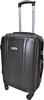 New Travel Luggage Trolley Bag, Unisex, Black, 0141-20