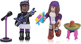 Roblox Celebrity Collection- Wild Starr and Roblox High School: Spring Break (Two Figure Pack)
