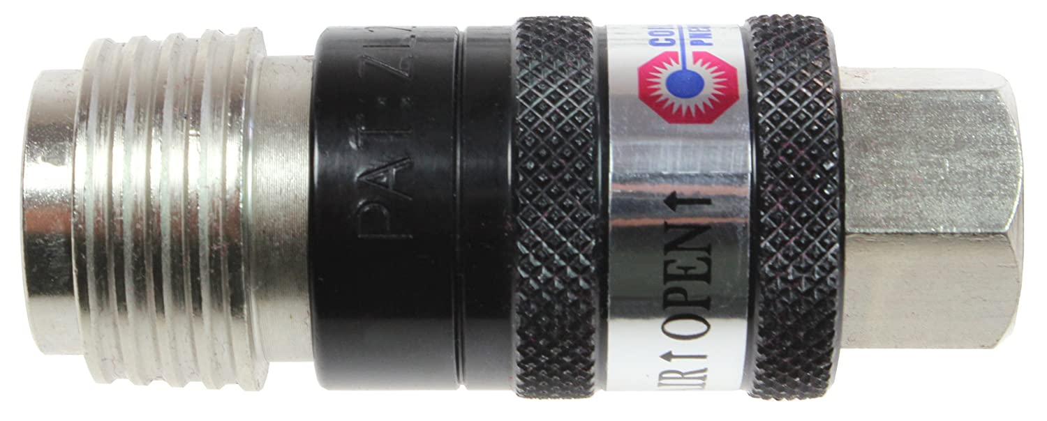 Coilhose Pneumatics 150USE 5-in-1 Exhaust Automatic Coupl Safety 35% OFF Manufacturer direct delivery