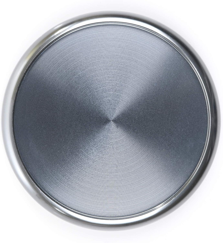 150pages Talia Discbound Discs 11pk Metallic Black, 1inch Metallic