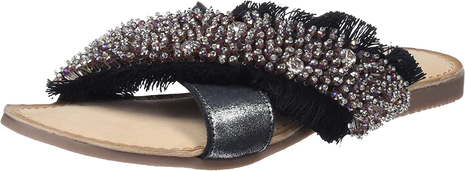GIOSEPPO shoes Woman Low Slippers 45307 Black