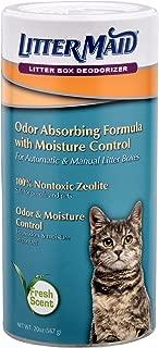 LitterMaid Natural Zeolite Litter Box Deodorizer