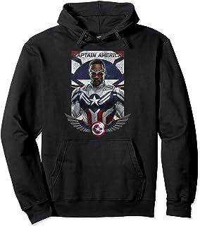 Marvel Falcon & The Winter Soldier Captain America New Wings Sweat à Capuche