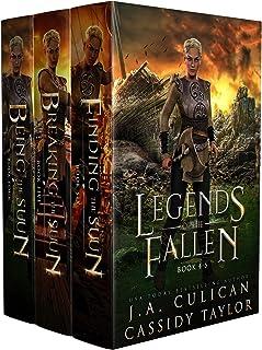 Legends of the Fallen: Books 4-6 (Legends of the Fallen Boxset Book 2)