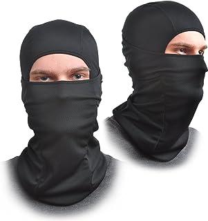 comprar comparacion AFA Tooling 2 Unidades máscara de pasamontañas – Talla única para Todos los Tejidos elásticos