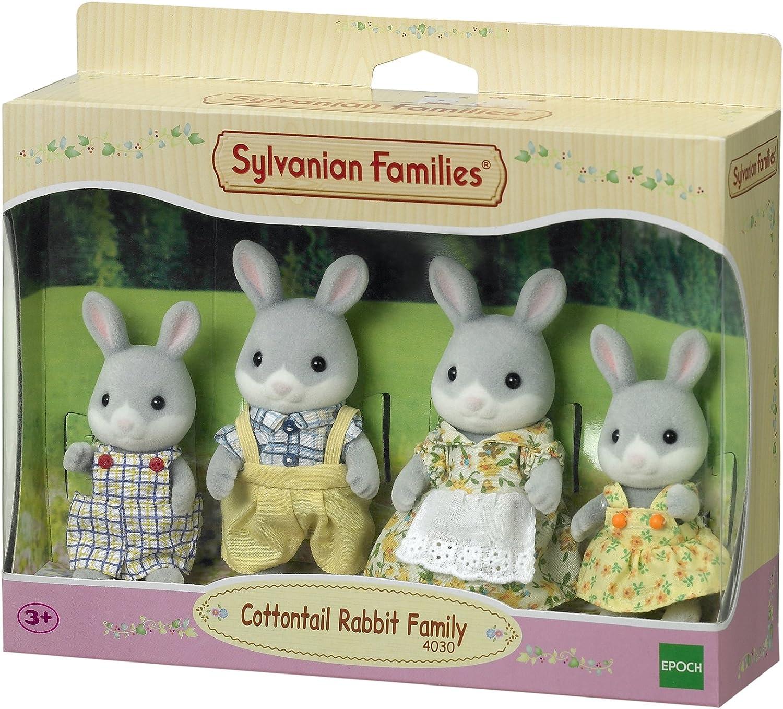 Sylvanian Families Famiglia Coniglio Cottontail 4030