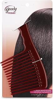 Goody Mosaic Comb, Detangling Hair Rake