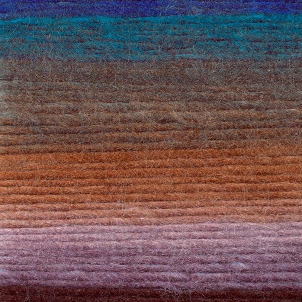 /109/Hilo paisajes Lion Brand Yarn 545/ Acero Azul