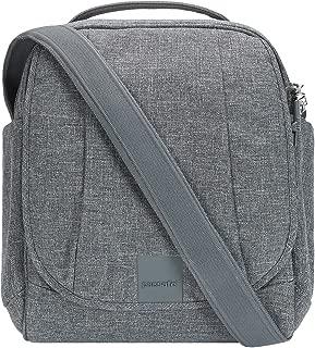 Pacsafe Metrosafe LS200 AntiTheft Shoulder Bag Dark Tweed