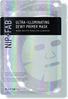 Nip + Fab Ultra-Illuminating Dewy Primer Mask, 0.8 Fluid Ounce