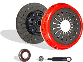 Clutch Kit Works With Toyota Supra Turbo Hatchback 2-Door 1987-1992 3.0L l6 GAS DOHC Turbocharged (Stage 1; Vin M 7Mgte)