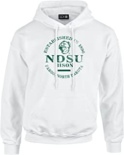 SDI NCAA Unisex NCAA 50/50 Blended 8 oz. Hooded Sweatshirt