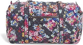 Women's Signature Cotton Small Duffel Travel Bag