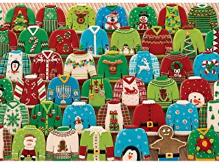 Ugly Xmas Sweaters Jigsaw Puzzle