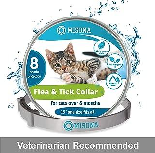 Cat Collar | Cat Flea Collars | Flea Tick Prevention | Cat Flea Treatment | Flea Protection | Pet Flea Collars | Fleas Ticks for Flea Control Cats