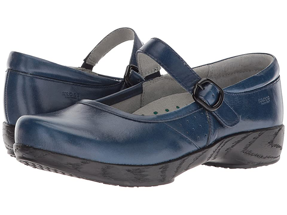 Klogs Footwear Charleston (Blue Tintoretto) Women