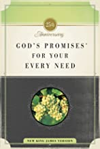God's Promises for Your Every Need, NKJV