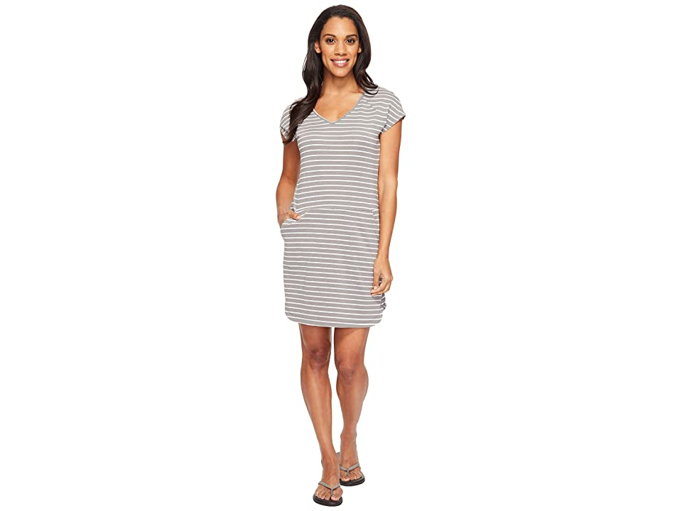 Lole Energic Dress (White Stripe) Women