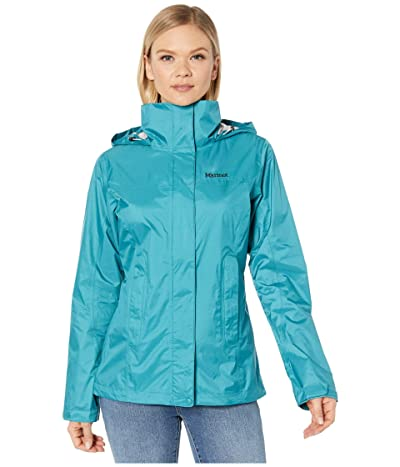 Marmot PreCip(r) Eco Jacket (Enamel Blue) Women
