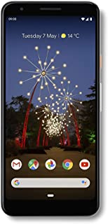 Google Pixel 3A G020F 64Gb Factory Unlocked Smartphone International Version Clearly White