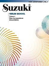 Suzuki Violin School - Volume 4 (Revised): Piano Accompaniment: Piano Acc.