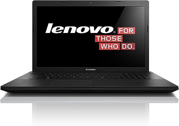 Lenovo 59433224 G710 43 9 cm 17 3 Zoll Laptop-PC Intel Core i5-4210M 2 6GHz 6GB RAM 1TB HDD NVIDIA GeForce 820M Win 8 schwarz Schätzpreis : 369,00 €