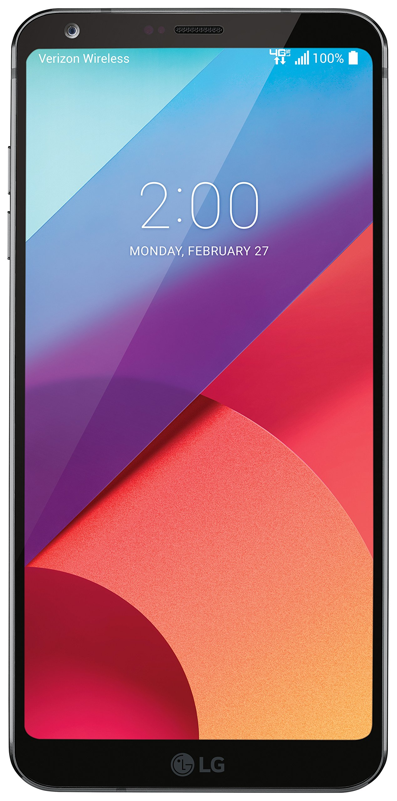 "LG G6, 5.7"" 32GB (Verizon Wireless) - Black"