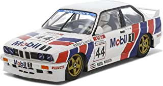 Scalextric BMW E30 M3 Mobil British Touring Championship 1991 Brands Hatch Slot Car (1:32 Scale)