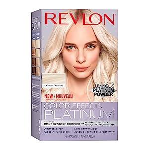Revlon Color Effects, Permanent Platinum Blonde Hair Dye