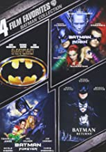 4 Film Favorites: Batman Collection (4FF)