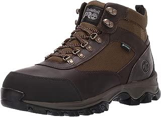 steel toe climbing boots