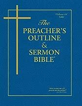 The Preacher's Outline & Sermon Bible: Luke (Preacher's Outline & Sermon Bible-KJV)