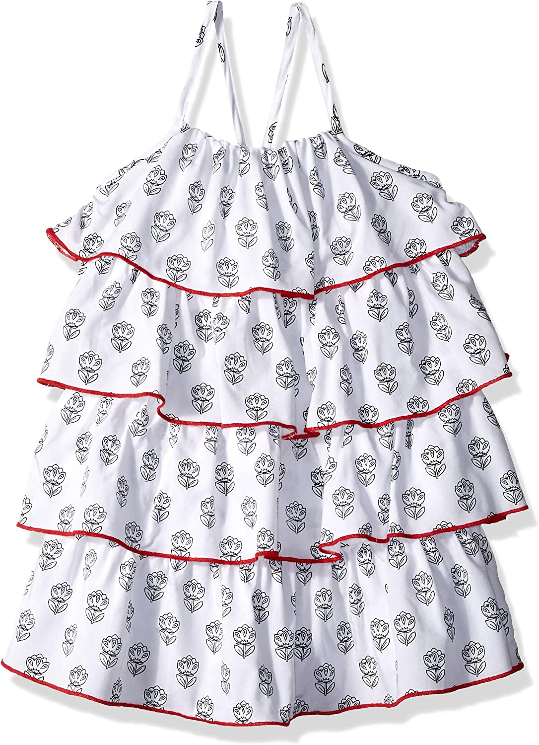 Hatley Year-end annual account Sales Girls' Layered Dress