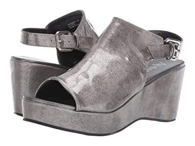 Amiana 15-A5441 (Little Kid/Big Kid/Adult) (Pewter Patent) Girl