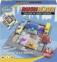 Ravensburger- Rush Hour - Jeu de logique-ThinkFun- A partir de 8 ans-76302