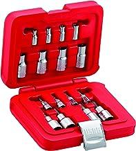 USAG 601 1/4-1/2 JTX16 Asortyment z Torx (wkłady w pudełku modułowym, 16 części) U06010009