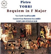 Torri: Requiem in F Major