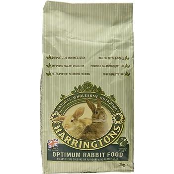 Harringtons Small Animal Optimum Rabbit Food, 2 kg
