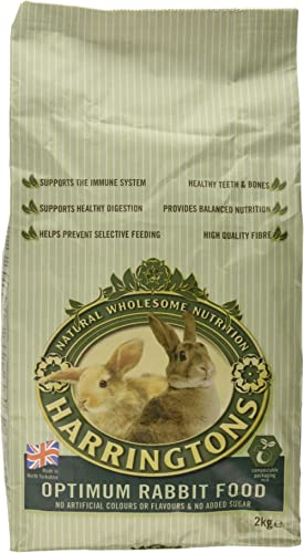Harringtons Small Animal Optimum Rabbit Food, 2 kg