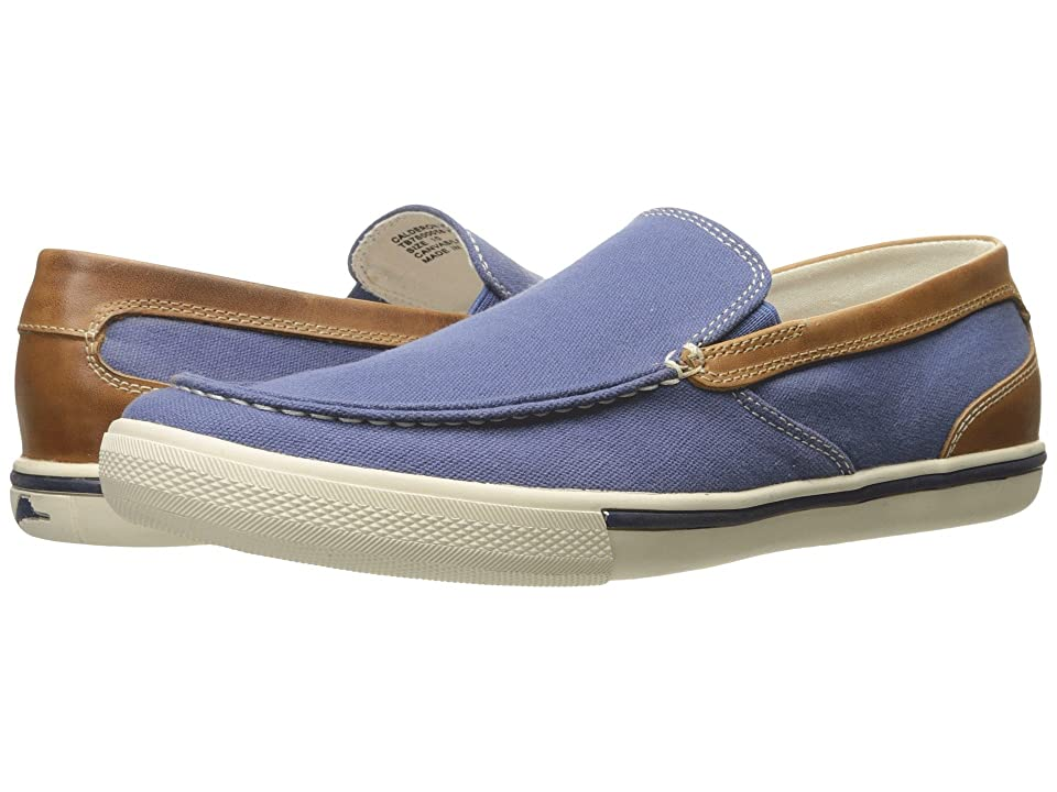 6f5def8cff81 Tommy Bahama Calderon Venetian (Dark Azzuro) Men s Slip on Shoes