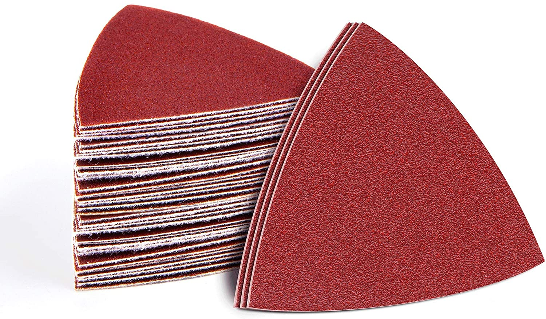 Fandeli Max 66% OFF mouse sander Factory outlet sandpaper hook de loop grits assorted and